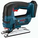 Bosch 18-Volt Lithium-Ion Cordless Jig Saw Bare Tool JSH180B