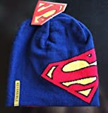 Superman Reversible Beanie Cap
