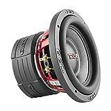 DS18 EXL-6.2D 6.5-Inch Subwoofer,Dual 2-Ohms, 800W Max, 400W RMS- (1 Speaker) (EXL-X6.2D)