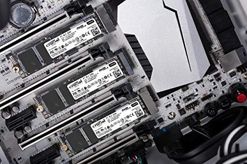 Crucial P1 1TB 3D NAND NVMe PCIe M.2 SSD - CT1000P1SSD8 8
