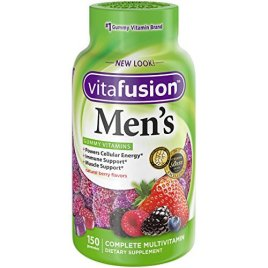 Vitafusion Mens Gummy Vitamins, 150 Count