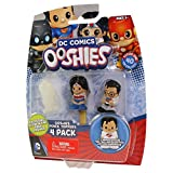 """Ooshies Set 2 """"DC Comics Series 1"""" Action Figure (4 Pack)"""