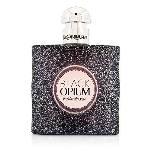 Yves Saint Laurent Eau De Parfum Spray for Women, Black Opium, 3 Ounce 5