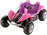 Fisher-Price BCK89 Power Wheels Dune Racer, Pink & Purple