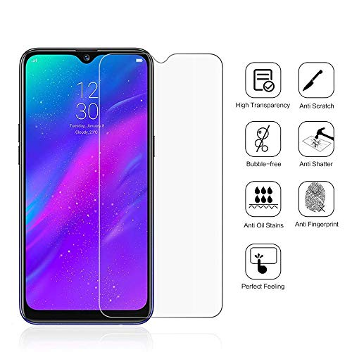 Prime Retail Pro Tempered Glass for Vivo Y17 3