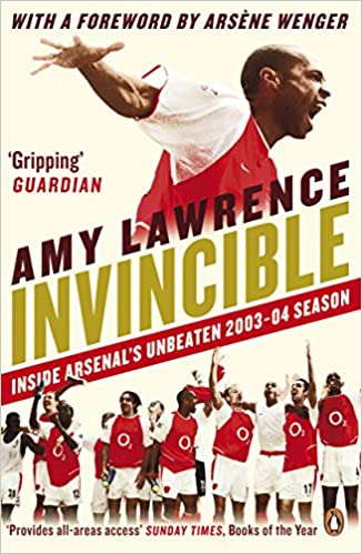 Image result for amy lawrence arsenal Invincible