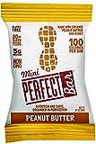 PERFECT FOODS Organic Mini Peanut Butter Bar, 0.74 OZ