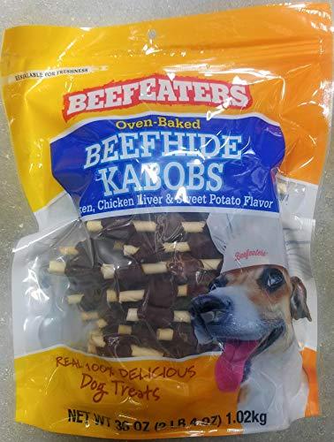 Beefeaters Beefhide Kabobs, 36 oz. 1