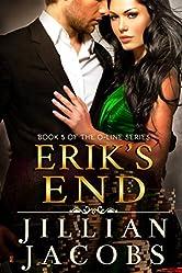 Erik's End (The O-Line Series Book 5)