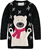 Product review for Derek Heart Big Girls' Christmas Holiday Sweater Shirt
