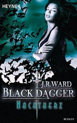 Nachtherz: Black Dagger 23