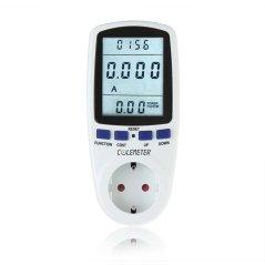 medidor de consumo electrico básico