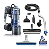 Prolux 2.0 Bagless Backpack Vacuum - Powerful Commercial Lightweight Vacuum Cleaner