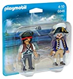 PLAYMOBIL® Pirate and Soldier Duo Pack