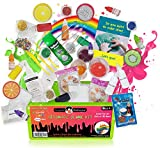 Original Stationery Ultimate Slime Kit: DIY Slime Making Kit with Slime Add Ins for Unicorn Slime, Glitter Slime, Cloud Slime, Butter Slime, Foam Slime and More - Deluxe Slime Kits for Girls and Boys