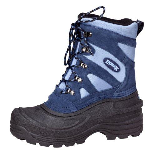 Ranger Womens A698 Lark Snow Boot,Blue (7)