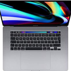 51su Ggj7ZL - 16-Inch Touch Bar Mac Space Grey 2.4ghz 8-Core i9 16GB 1TB SSD 5500M 8GB Deecies Limited Laptop Pro
