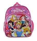 DISNEY PRINCESS - PRINCESS 10' Toddler Size Backpack - 16254