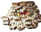 "Lisa's Creations, Inc - 85 Herb Sampler Kit - with Charcoal, White Sage Wand, and Handmade 3"" x 3"" Muslin Bags"