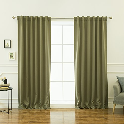 do thermal curtains help keep heat out. Black Bedroom Furniture Sets. Home Design Ideas