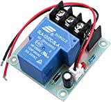 Yeeco 30A High Current 12V Contactor Relay Switch Power Switch DC Power Switching Control Board Control Module Electrical Relay switches for Cooler Heater Refit Water Heater Control