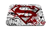 Good-will - Superman Design Mouse Pad Anti-slip Mouse Pad Mat Mice Mousepad