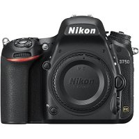 Nikon D750 DSLR Camera (Body Only) #1548 (Renewed)