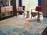 Nourison Celestial Modern Abstract Area Rug, 6'7