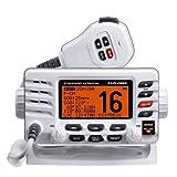 Standard Horizon Explorer GX1600 Fixed Mount VHF Radio Ultra Thin Class D- White
