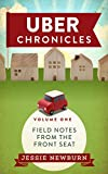 Uber Chronicles: Field Notes from the Front Seat