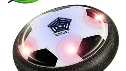 dba5a3782099 Maeffort Kids Toys The amazing hover ball with powerful LED light Size 4  Boys Girls Sport