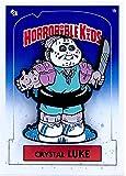 Magic Marker Art Horrorible Kids - Crystal Luke - Limited Edition Enamel Pin