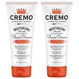 Cremo Coconut Mango Moisturizing Shave Cream, Astonishingly Superior Shaving Cream For Women, Fights Nicks, Cuts And Razor Burn, 6 oz, 2-Pack