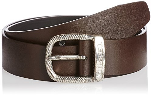 Smooth leather Black stained nickel free buckle