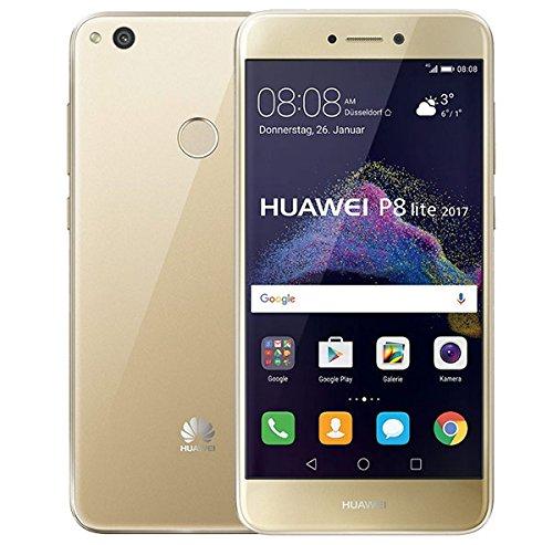 Huawei P9 Lite (2017) PRA-LX3 4G LTE USA & Latin 16GB 3GB Ram Octacore Fingerprint International Version (Gold)