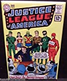 Justice League America #8 Comic Book Cover 2 x 3 Fridge Locker MAGNET