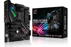 ASUS ROG Strix X470-F Gaming AMD Ryzen 2 AM4 DDR4 DP HDMI M.2 ATX Motherboard