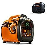 Generac 6901 iQ2000 Inverter Generator 6866 with Storage Cover 6875 Combo Kit