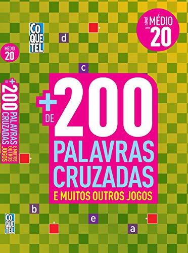 MAIS 200 PALAVRAS CRUZADAS MÉDIO 20