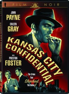 Image result for KANSAS CITY CONFIDENTIAL 1952 movie