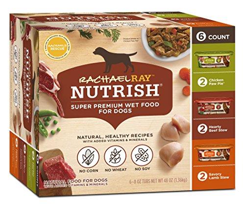 Rachael Ray Nutrish Natural Wet Dog Food 1