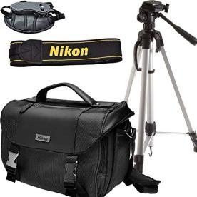 Nikon-D3500-DSLR-Camera-with-AF-P-DX-NIKKOR-18-55mm-f35-56G-VR-Lens-DSLR-Camera-Case-32GB-Memory-Bundle-24pcs