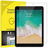 JETech Screen Protector for iPad Pro 12.9-Inch (2015/2017 Model, 1st/2nd Generation), Tempered Glass Film