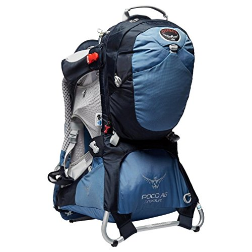 Osprey Poco AG Premium Child Carrier, Blue, One Size