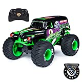 Monster Jam Official Grave Digger Rc Truck 1: 10 Scale with Lights & Sounds For Ages 4 & Up