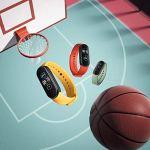 Xiaomi MI Smart Band 5, Schermo 1.1″ AMOLED, Touchscreen, con Monitoraggi e Funzioni Sport, Nero [Versione Italiana]