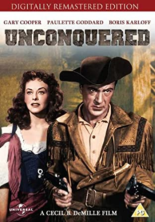 Image result for paulette goddard in unconquered