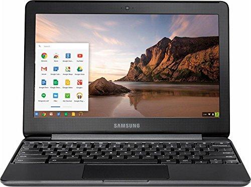 Samsung 11.6'Chromebook with Intel N3060 Up To 2.48GHz , 4GB Memory, 32GB eMMC Flash Memory, Bluetooth 4.0, USB 3.0, HDMI, Webcam, Chrome Operating System