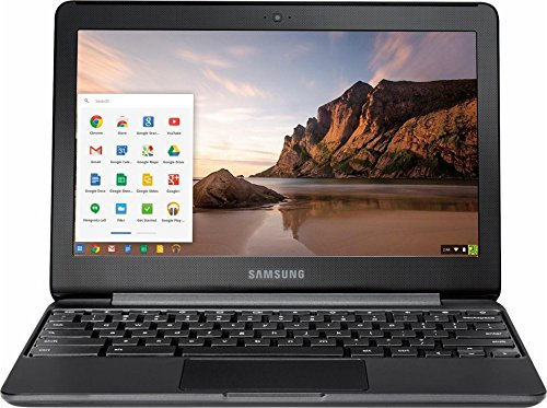 Samsung 11.6'Chromebook with Intel N3060 Up To 2.48GHz , 4GB Memory, 32GB eMMC Flash Memory, Bluetooth 4.0, USB 3.0, HDMI, Webcam, Chrome Operating System