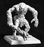 Reaper Miniatures River Troll #14008 Reptus Unpainted RPG D&D Mini Figure